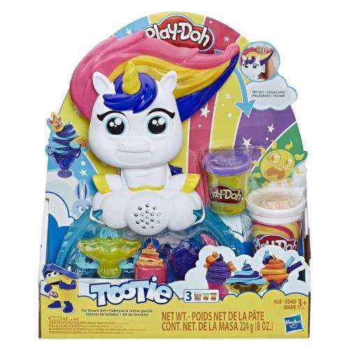 Pate à modeler Play-Doh Le Glacier Licorne