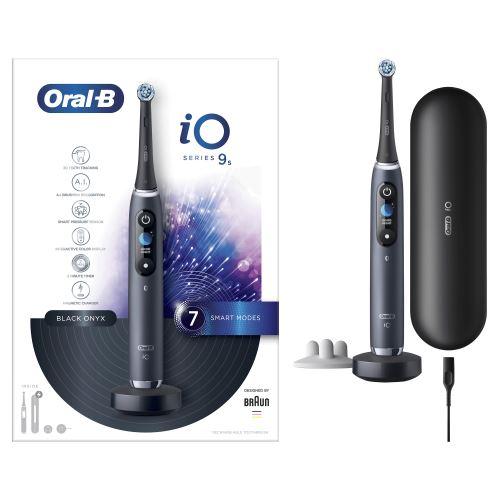 Brosse à dents électrique Oral B iO Series 9s Noir