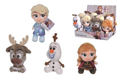Peluche Disney La Reine de Neige 2 15 cm