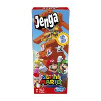Jeu de société Hasbro Jenga Super Mario