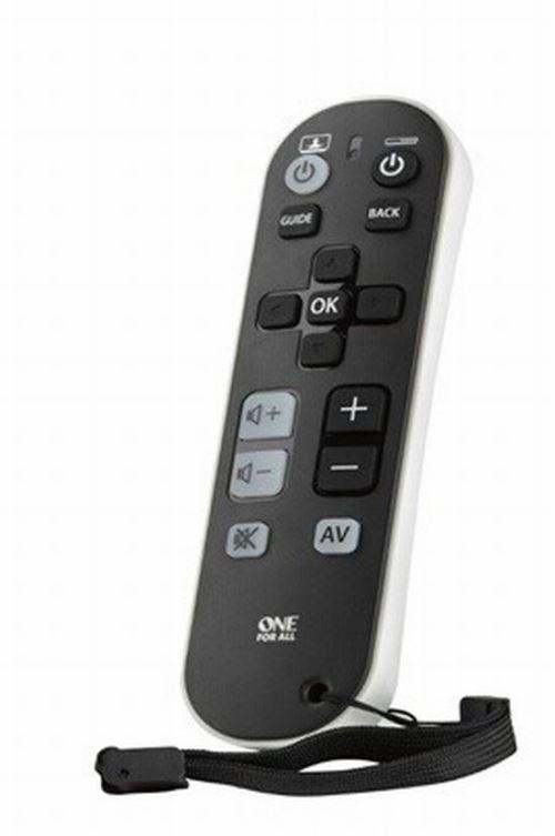 Télécommande One For All URC6810 Noir