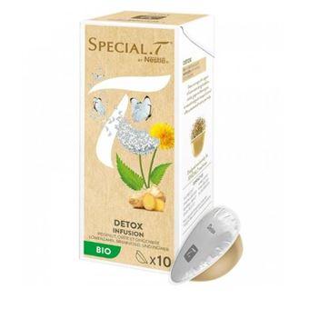 NESTLE SPECIAL T ORGANIC DETOX 10 CAPS