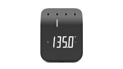 Thermomètre connecté Weber Connect Smart Grilling Hub Noir