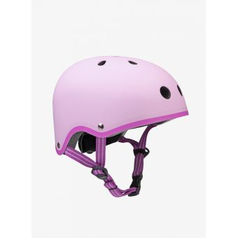 Casque Micro Mobility Rose Bonbon Taille S