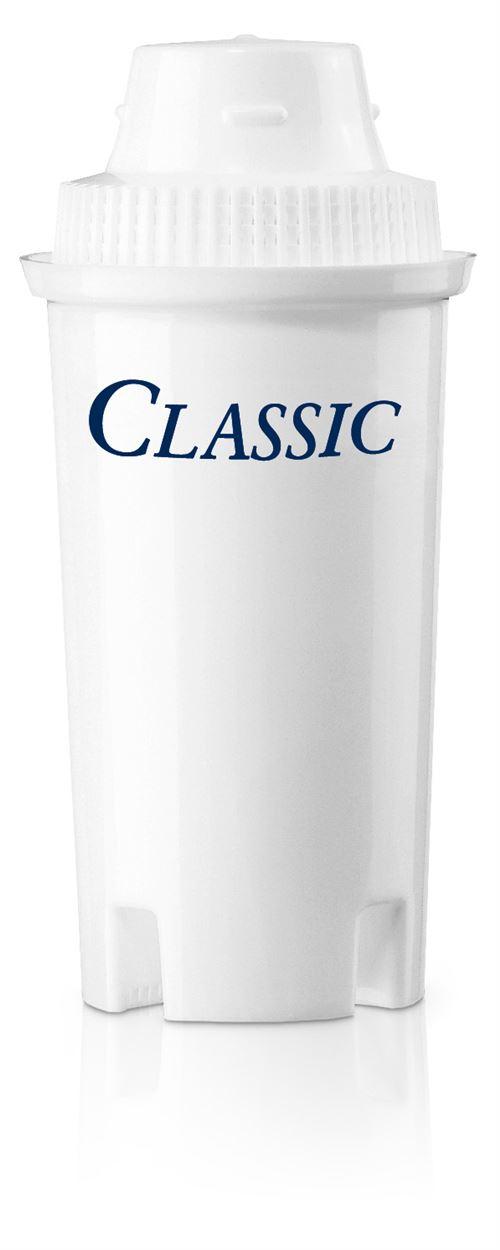 BRITA Pack de 3 cartouches filtratantes Classic blanc