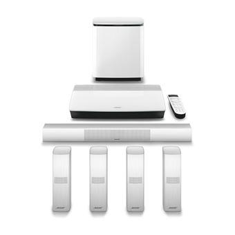 Système Home-Cinema Bose Lifestyle 650 Blanc