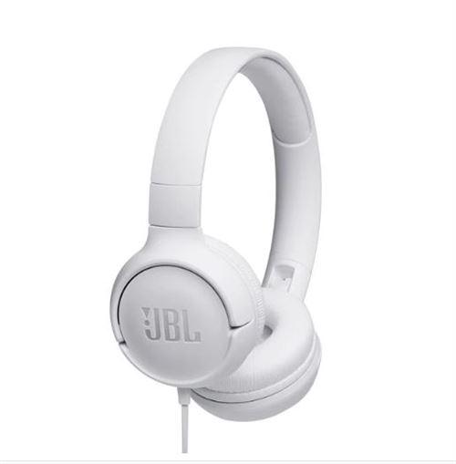 Casque JBL Tune 500 Blanc