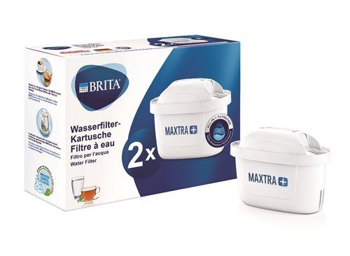 Pack de 2 cartouches filtrantes Brita Maxtra+ Blanc