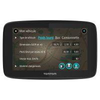TomTom GO Professional 520 - GPS navigator - voor motorvoertuigen 5 inch breedbeeld