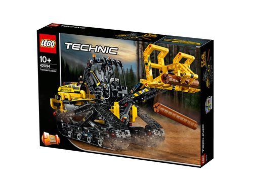 LEGO® Technic 42094 La chargeuse sur chenilles