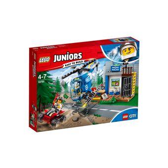 LEGO® Juniors City 10751 La course poursuite à la montagne