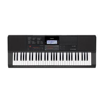 Clavier Casio CT-X700 61 touches dynamiques 600 sons Noir