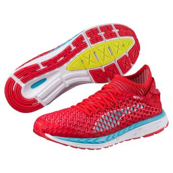 Rouges De Taille Chaussures Puma Running Ignite Femme Netfit Speed 01n47xUqw