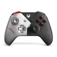 Manette sans fil Xbox One Edition limitée Cyberpunk 2077
