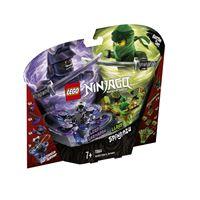 LEGO® Ninjago 70664 Toupies Spinjitzu Lloyd vs. Garmadon