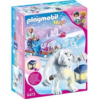 Playmobil 9473 Ahaka met slee