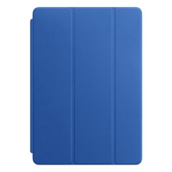 """APPLE LEATHER SMART COVER  10.5"""" IPAD PRO ELECTRIC BLUE"""