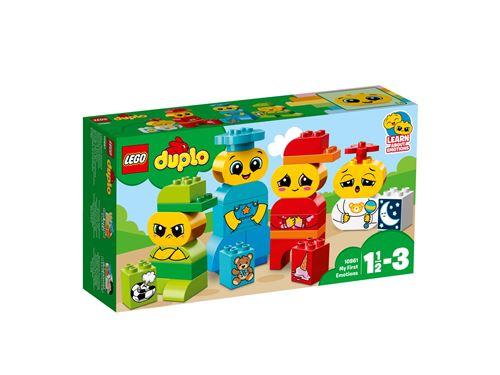 LEGO® DUPLO® Mes 1ers pas 10861 Mes premières émotions