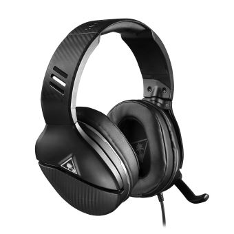 Micro Casque Gaming Turtle Beach Recon 200 Noir Pour Xbox One Ps4