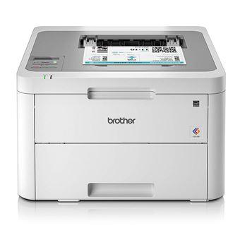 Imprimante Brother HL-L3210CW WiFi Blanc