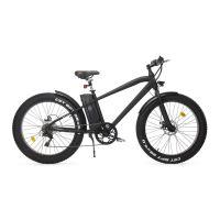 Vélo à assistance électrique Revoe Fat 26'' Noir 250 W