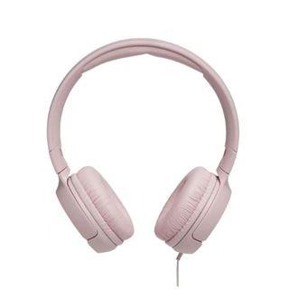 5 Sur Casque Jbl Tune 500 Rose Casque Audio Achat Prix Fnac