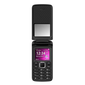 Téléphone portable Condor F-Flip Lite Double SIM Noir