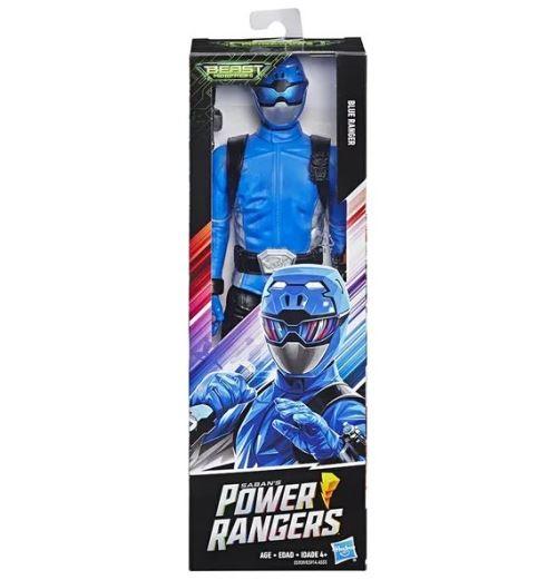 Figurine Power Rangers Beast Morphers 30 cm Ranger Bleu