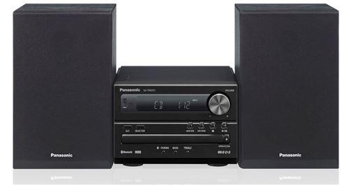 Micro-chaîne Panasonic SC-PM251EF-K Noir - Chaîne hi-fi. Achetez en ligne parmi un grand choix de produits high-tech. Remise permanente de 5% pour les adhérents.