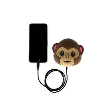 Batterie externe Mojipower Monkey PowerBank 2600 mAh