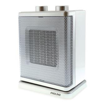 Chauffage Soufflant Céramique Proline Ch1800s 1800 W Blanc