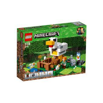 LEGO® Minecraft™ 21140 Le poulailler