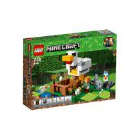 LEGO 21140 MINECRAFT: HET KIPPENHOK-MINECRAFT: LE POULAILLER