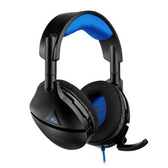 Micro-casque Gaming Turtle Beach Stealth 300P Noir pour PS4 Pro et PS4