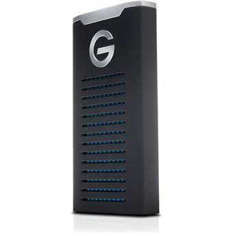 Disque Dur SSD Externe G-Technology G-Drive Mobile 500 Go Noir