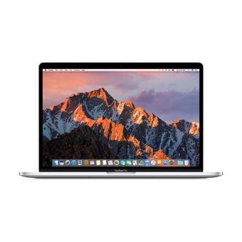 "Apple MacBook Pro 15.4"" Retina met Touch Bar 1 TB SSD 16 GB RAM Intel Core i7 Quadcore  2.9 GHz Zilver"