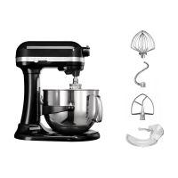 KitchenAid Artisan 5KSM7580XEOB Bowl-Lift - keukenmachine - 500 W - onyx zwart