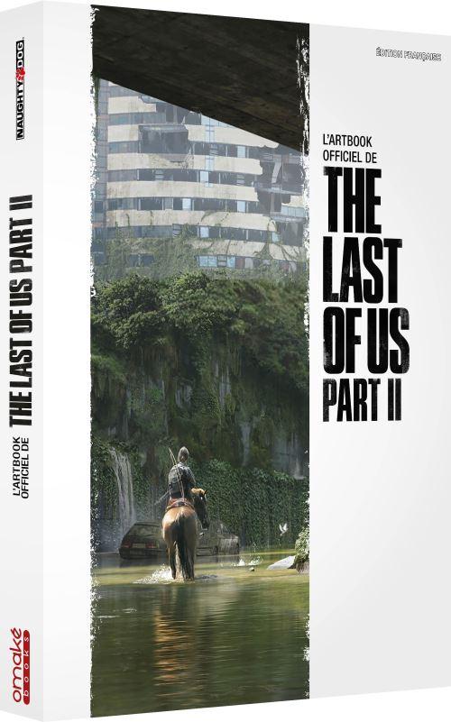 The Last Of Us Part II – l'artbook officiel