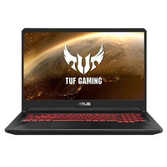 """Asus TUF705DT-AU041T 17.3"""" 128GB SSD + 1TB HDD 8GB RAM AMD Ryzen 5-3550H 3,7GHz GF GTX 1650 Laptop"""