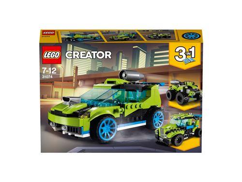 LEGO® Creator 3 en 1 31074 La voiture de rallye