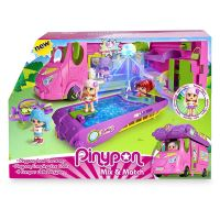 Playset Famosa Pinypon Camping Car Cool