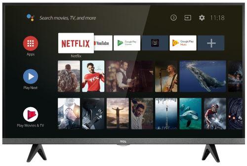 "81.3 cm (32""), TV HD, LED, Andoid Oreo 8.0, Tuner : DVB-T2/C/S2"