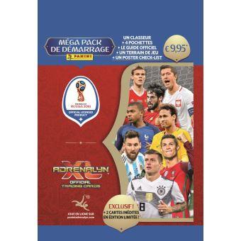Starter pack foot coupe du monde 2018 panini jeu de - Jeu de foot coupe du monde ...