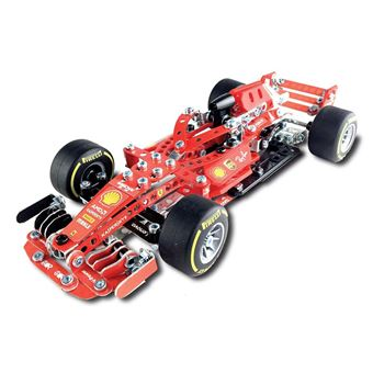 Jeu de construction Meccano Formule 1 Ferrari