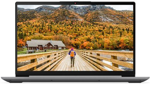 "PC Portable Lenovo IdeaPad 3 15ALC6 15.6"" AMD Ryzen 7 8 Go RAM 256 Go SSD Gris arctique"