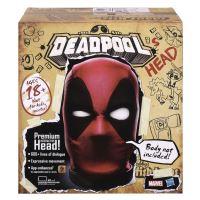 Tête de Deadpool interactive qui parle en anglais Marvel Legends Edition collector