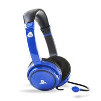 Micro-casque Gaming stéréo 4Gamers Pro 4 40 Bleu pour PS4