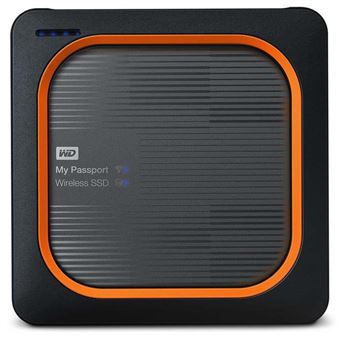 Disque SSD Externe Western Digital My Passport Wireless SSD 1To