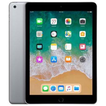 """Apple 9.7-inch iPad Wi-Fi - 6ème génération - tablette - 32 Go - 9.7"""" IPS (2048 x 1536) - gris"""