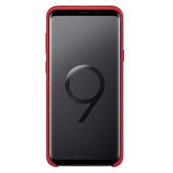 SAMSUNG S9+ HYPERKNIT COVER RED